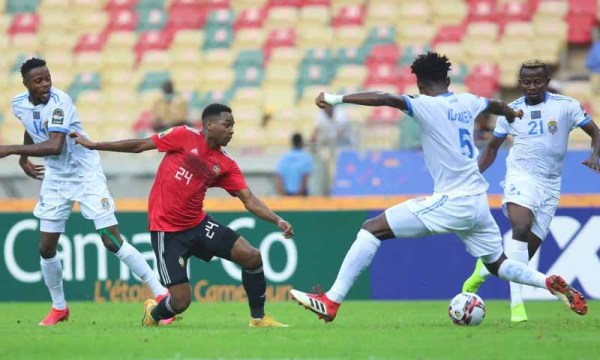CHAN 2020: Masasi stunner rescues two-time winners, DR Congo, at the death