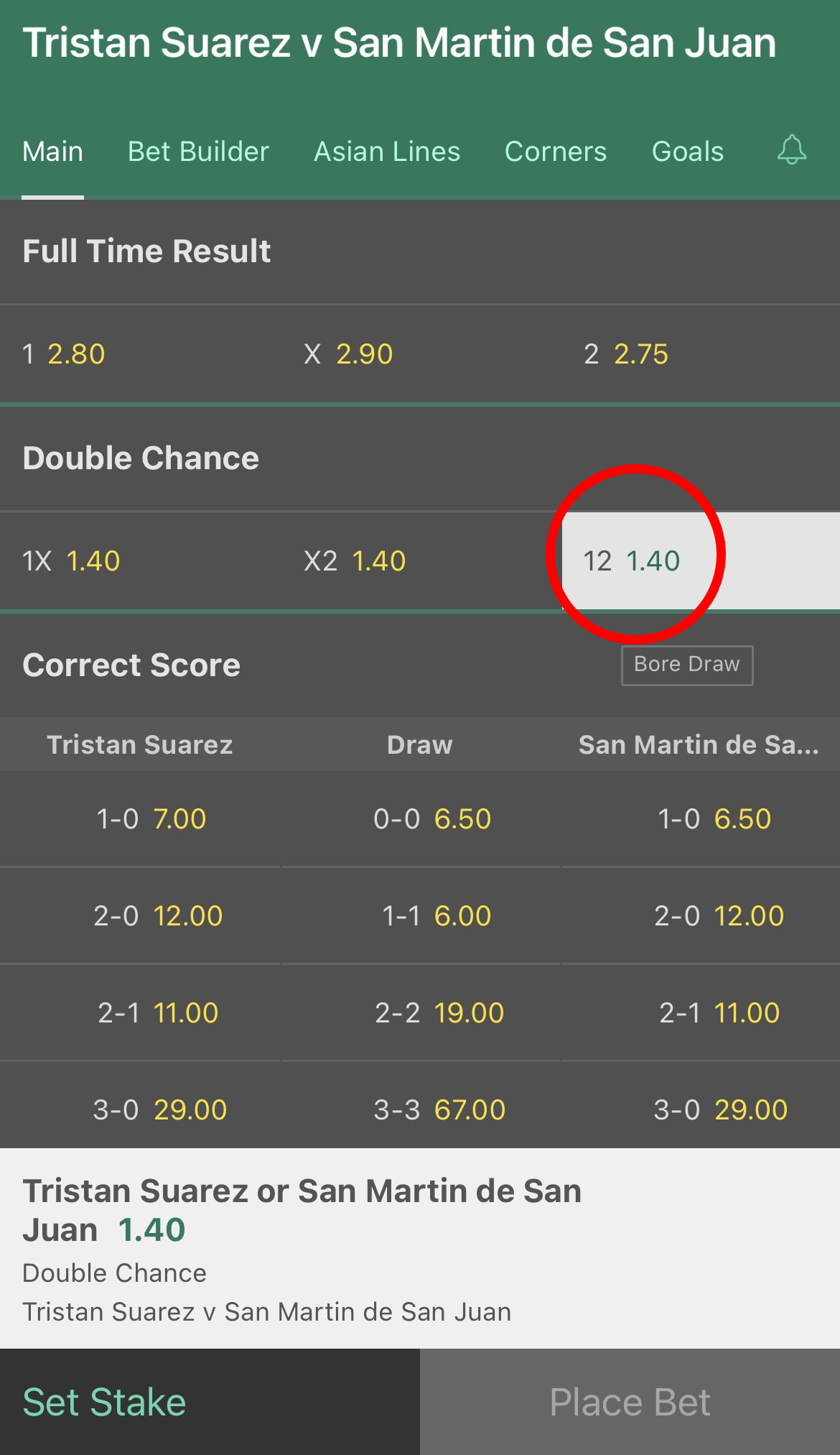 double chance betting explained