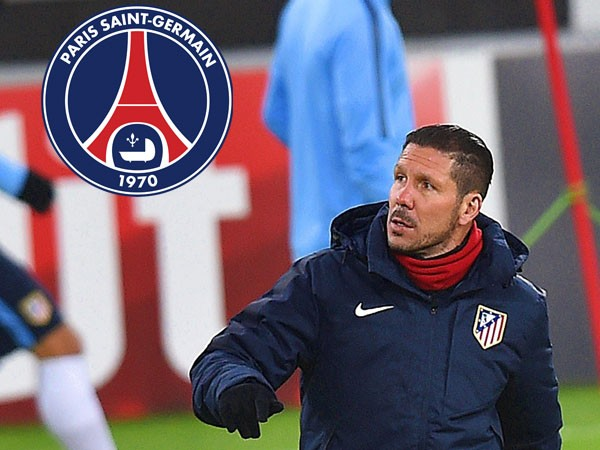 Image result for diego simeone psg