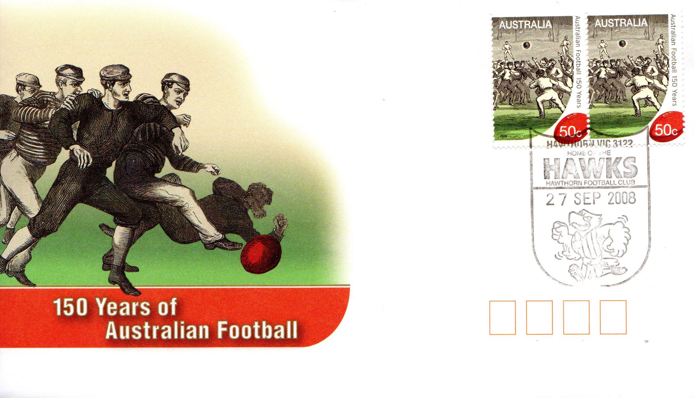GF HH PM 150 Years of Australian Football