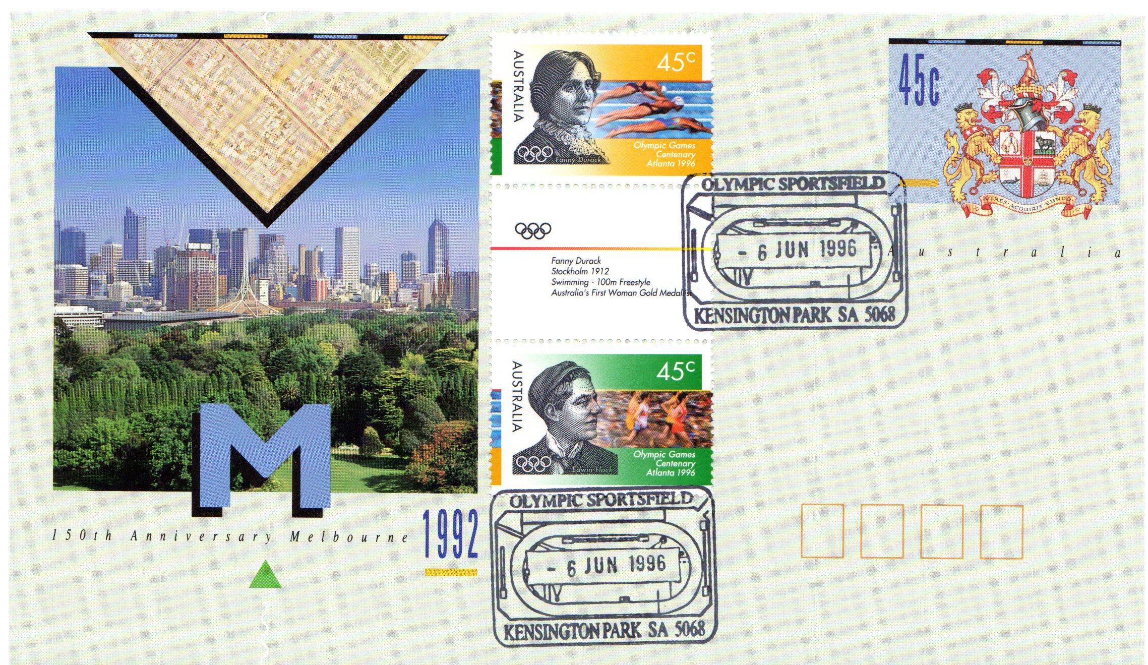 Kensington FDI Postmark