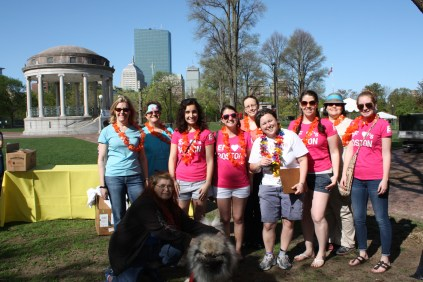 Thank you to our event volunteers!
