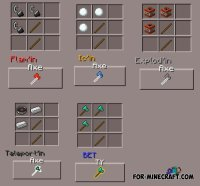 MoAxes Mod for MCPE 0.10.5