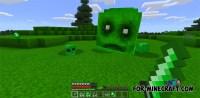 Slime Boss mod for MCPE 0.16.0