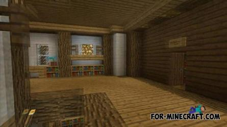 Medieval House for Minecraft PE 1 11