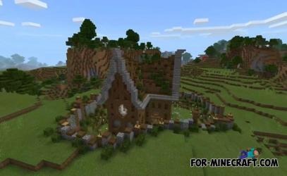 minecraft medieval pe edition