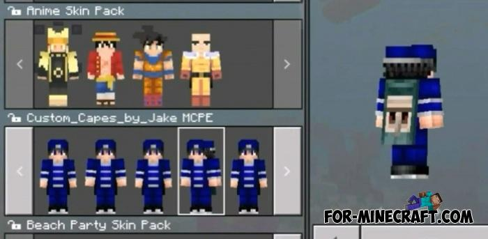 new capes pack for