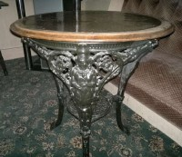 Iron Pub Table Set & Wrought Iron Pub Tables