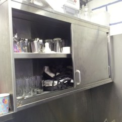 Stainless Steel Kitchen Cabinets For Sale 3 Hole Faucet Secondhand Catering Equipment Cupboards And