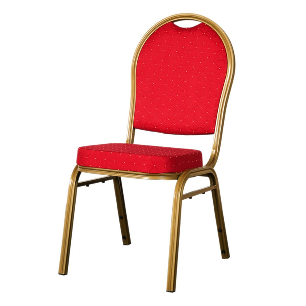steel chair for hotel target patio sling folding secondhand furniture banquet