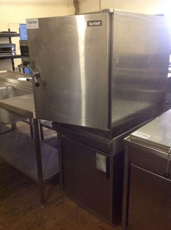 Single Phase Wiring Diagram Secondhand Catering Equipment Steam Cookers