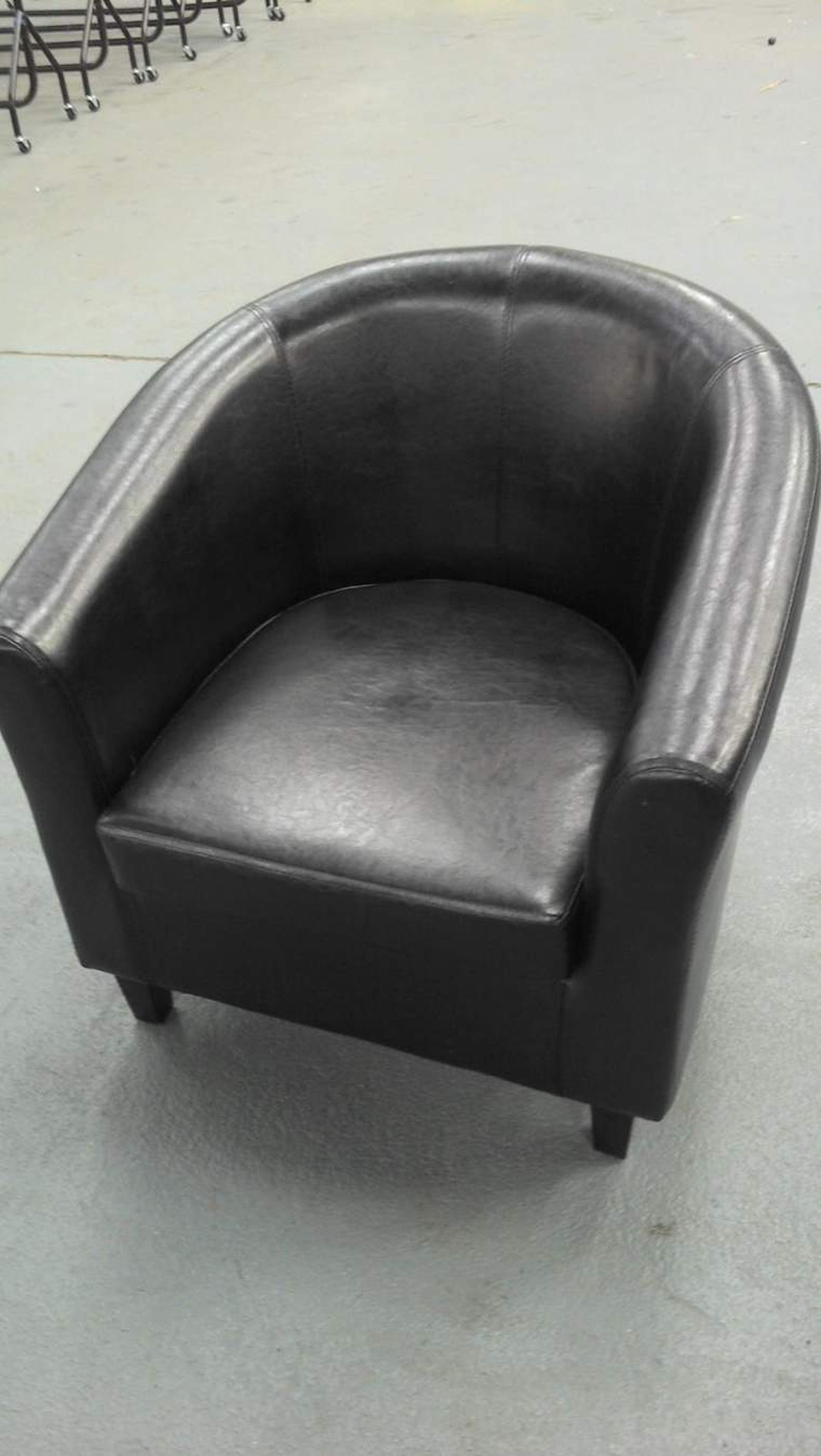 tub chair covers for sale leather office chairs without arms secondhand pub equipment 20x faux