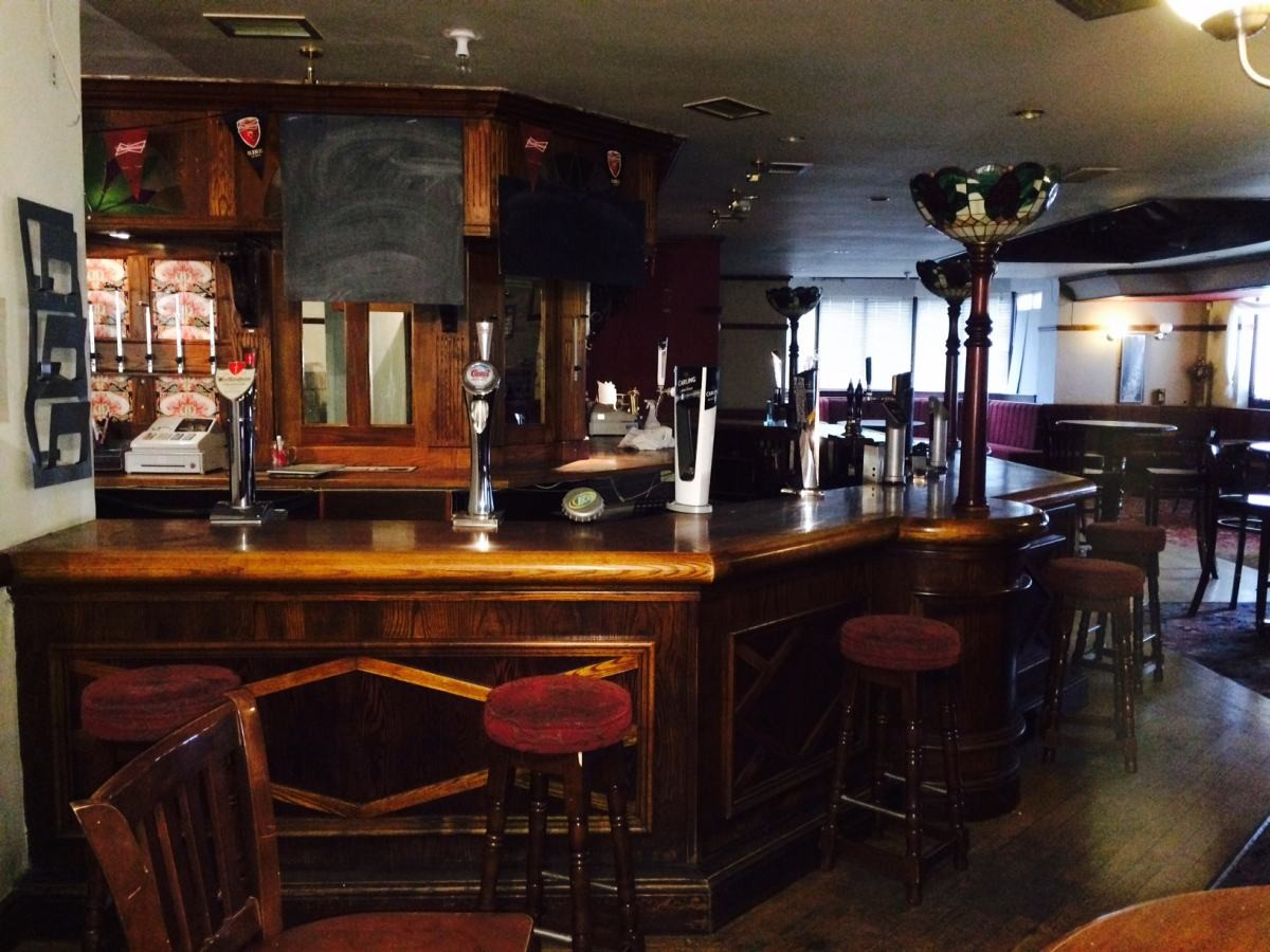 Secondhand Vintage and Reclaimed  Bar and Pub  Bar For