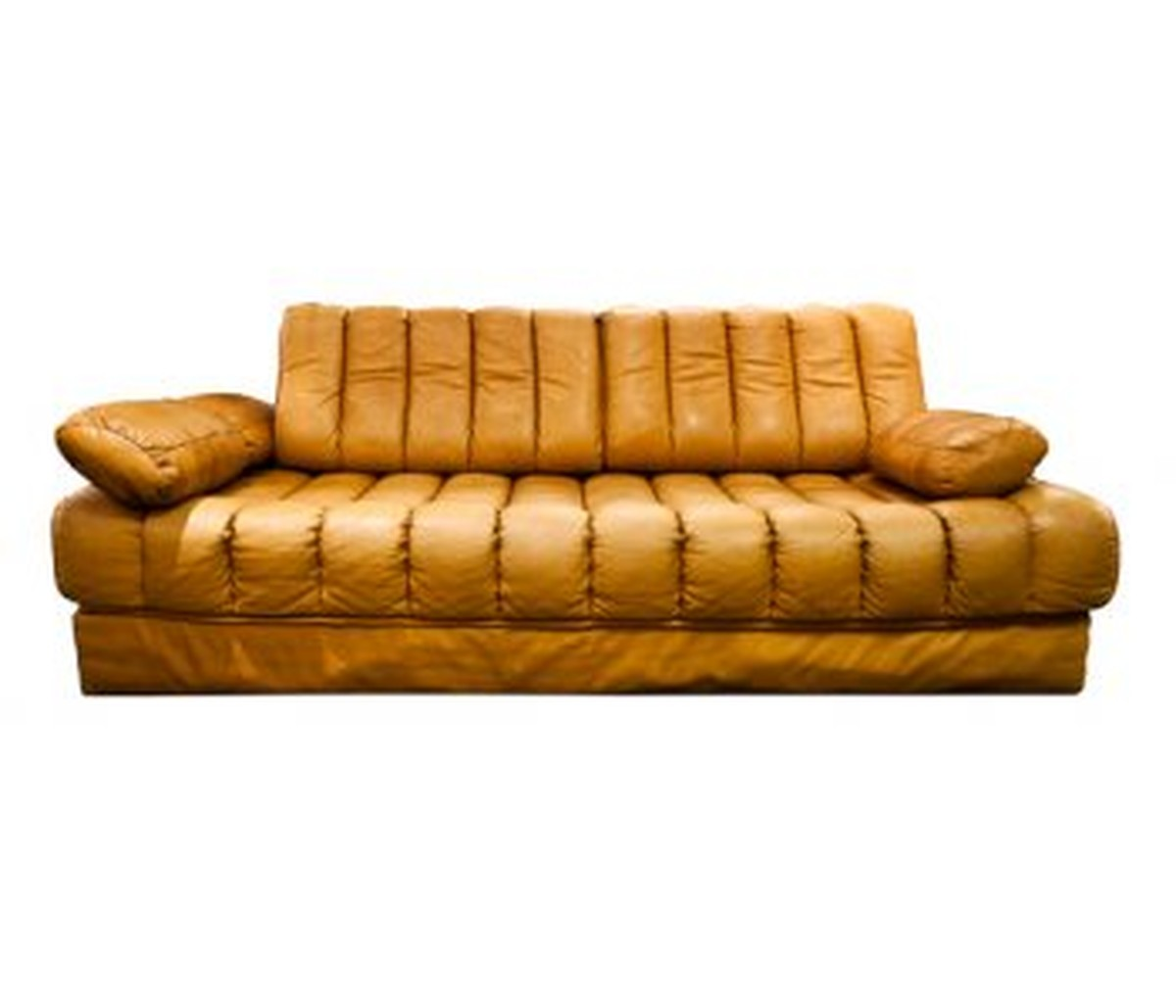 de sede sleeper sofa office reception secondhand vintage and reclaimed 60 39s 1960s