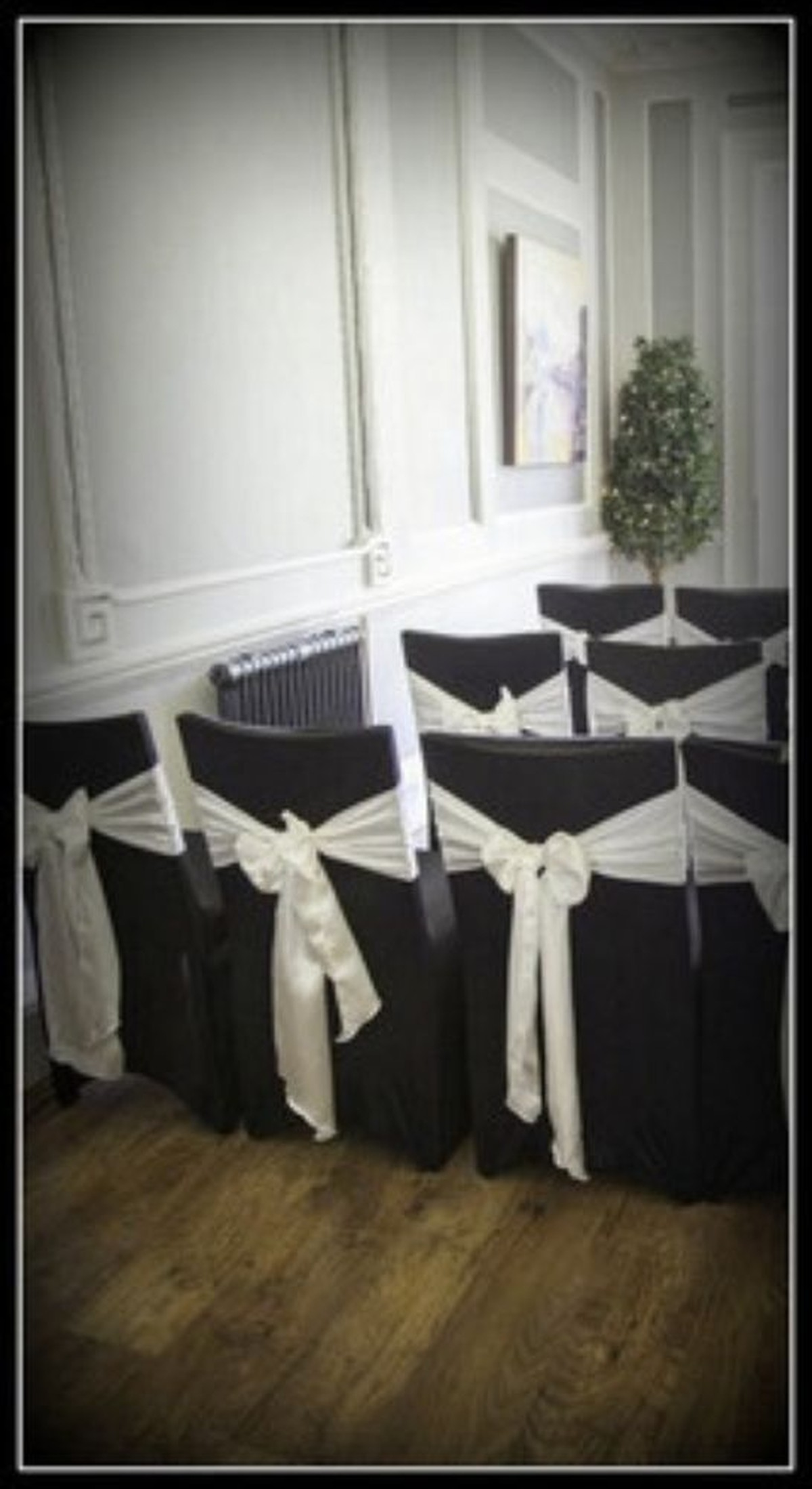 used chair covers wedding for sale bows secondhand catering equipment table linen and decor