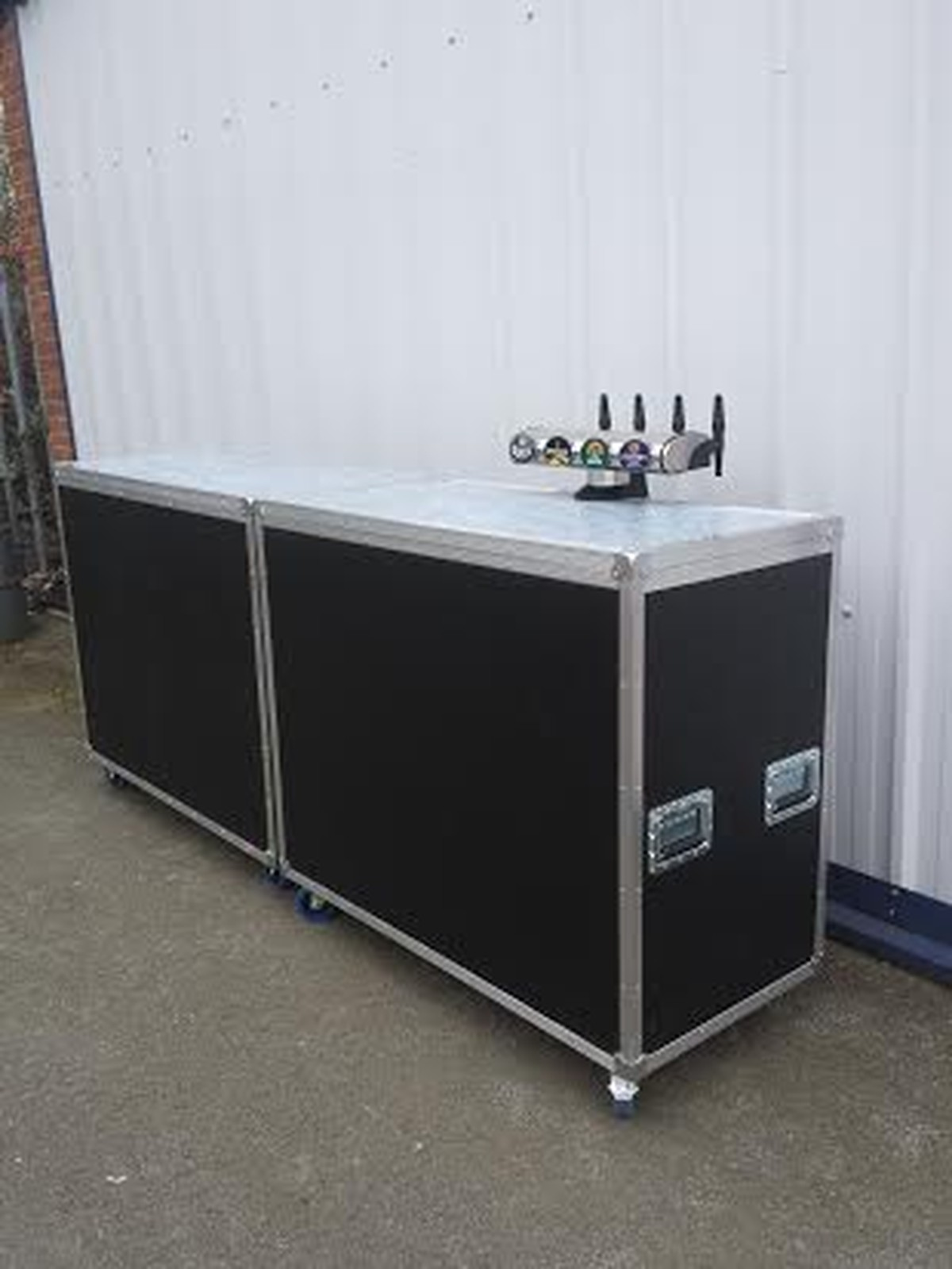 used kitchen on wheels for sale islands secondhand catering equipment bar and coolers