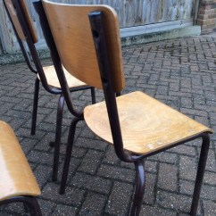 Wooden School Chairs Chair Cover Rentals Victoria Bc Secondhand And Tables Retro Vintage Or Antique