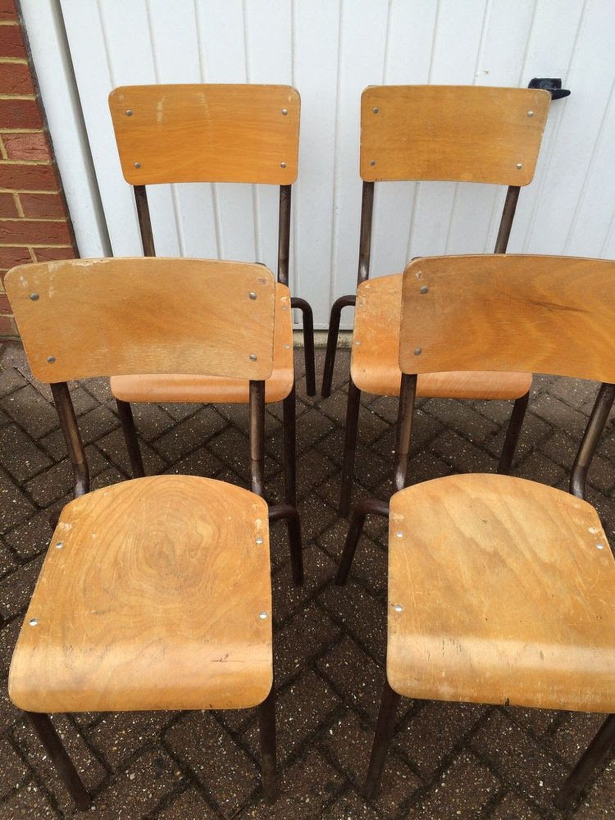 Secondhand Chairs and Tables  Retro Vintage or Antique