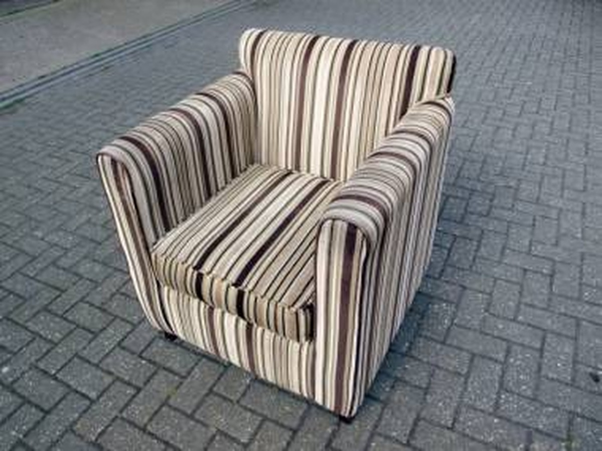 striped fabric sofas uk black pull out sofa bed secondhand chairs and tables lounge furniture