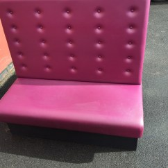 Ghost Bar Chair Sure Fit Covers Nz Secondhand Chairs And Tables | Fixed Booth Seating