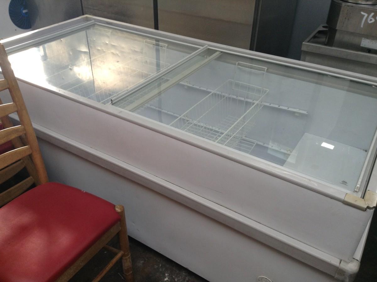 Secondhand Shop Equipment  Ice Cream Display Freezers