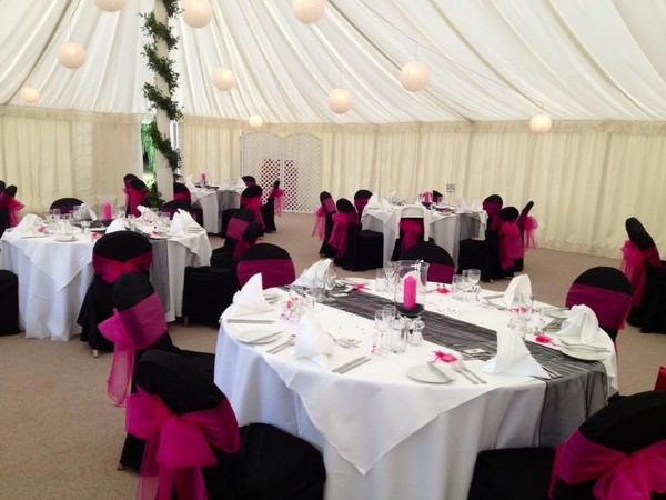 chair covers and sashes essex plastic chairs tables for kids secondhand 109 black cathedral round top