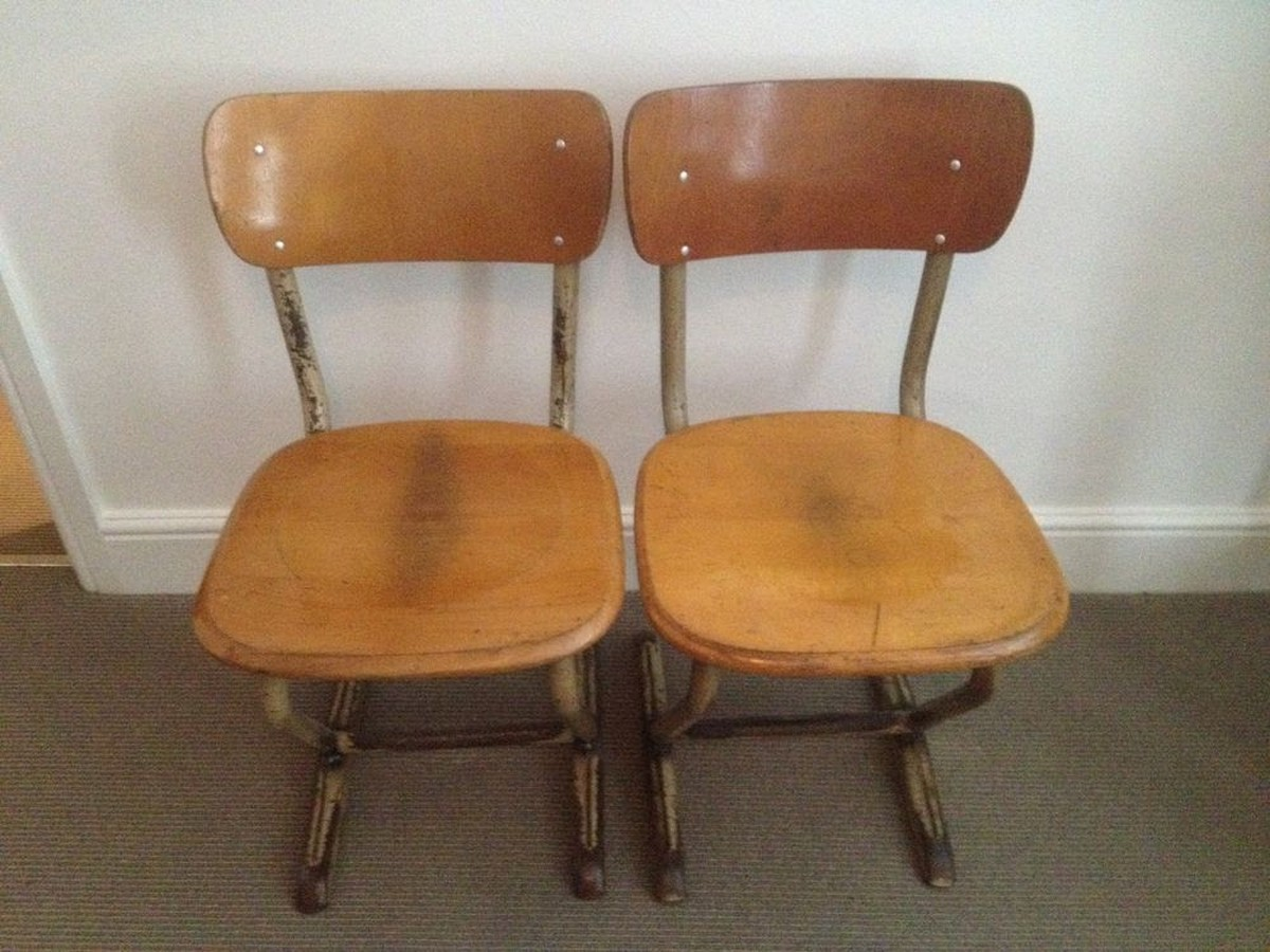 french bistro table and chairs uk replica fermob luxembourg lounge chair secondhand vintage reclaimed industrial