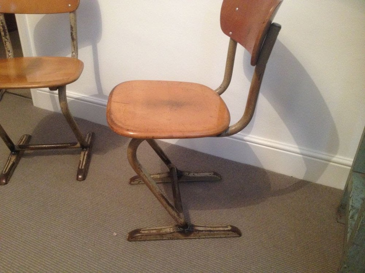 french bistro table and chairs uk lazy boy massage chair secondhand vintage reclaimed industrial