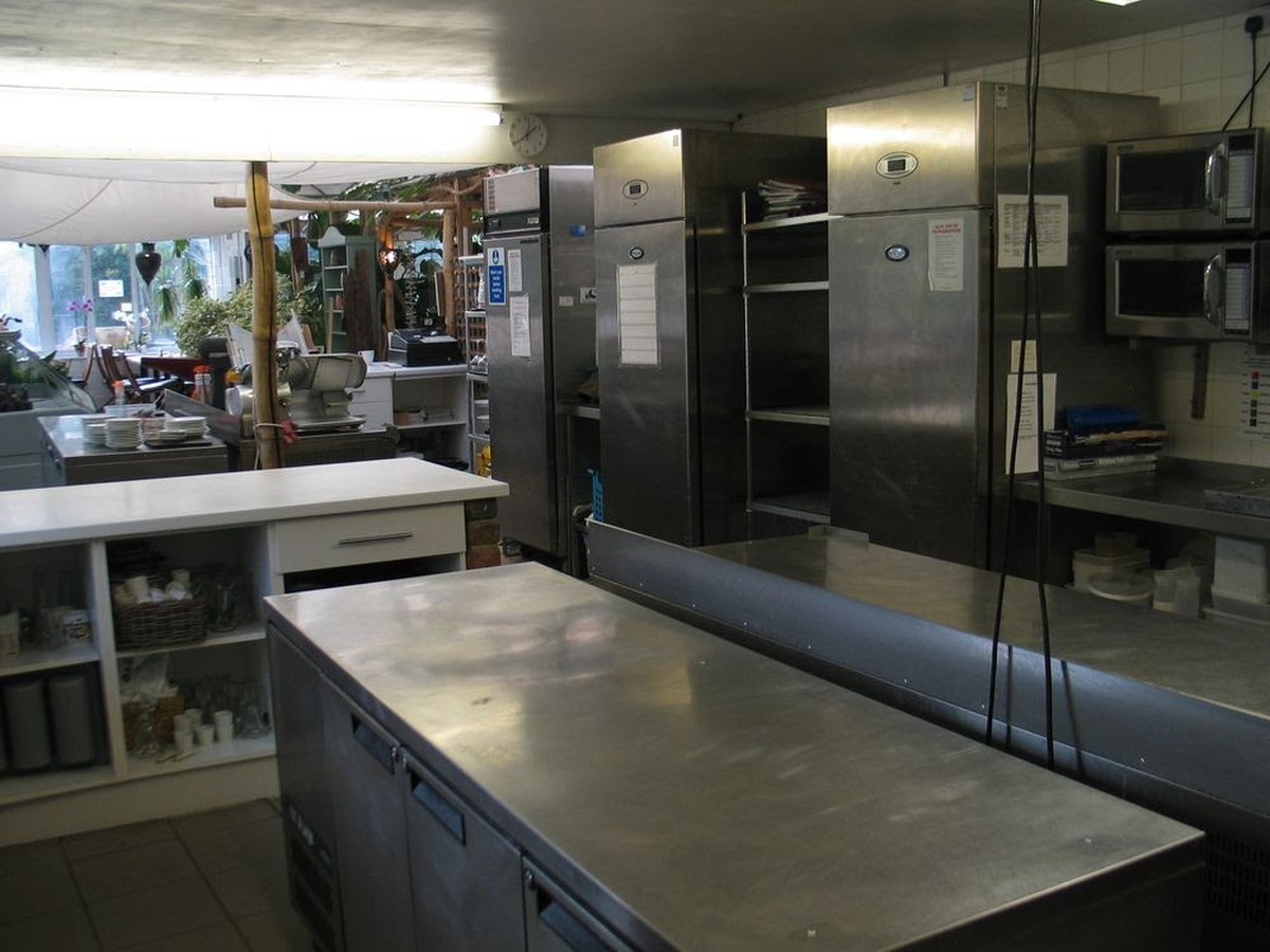 steel kitchen table how much does it cost to replace cabinets secondhand catering equipment | job lots and miscellaneous ...