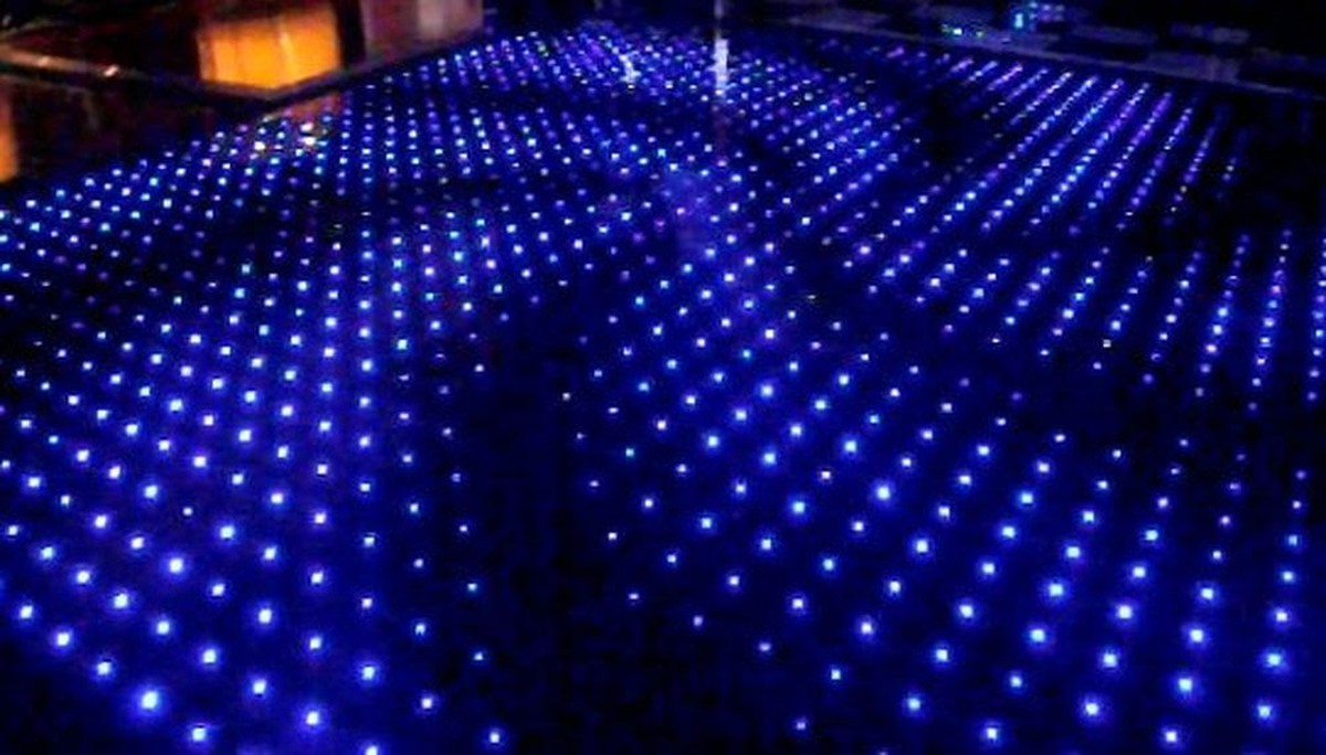 Secondhand Sound and Lighting Equipment  Dance Floors  20ft x 20ft RGB Animated Video Dance
