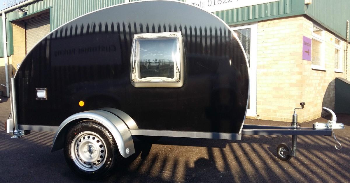 Secondhand Trailers  Teardrop Trailers  Teardrop Caravan