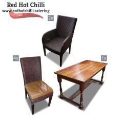 Rattan Sofa Set Online India Spring Down Cushion Secondhand Catering Equipment Red Hot Chilli Cheshire