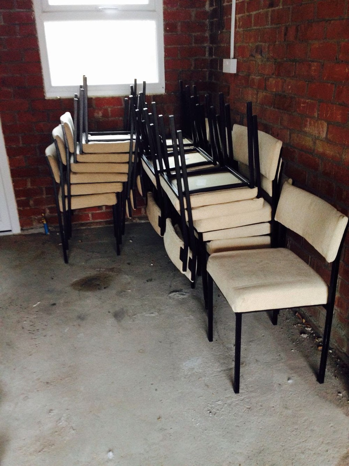 Waiting Room Chairs Cheap Secondhand Chairs And Tables Office Furniture Office