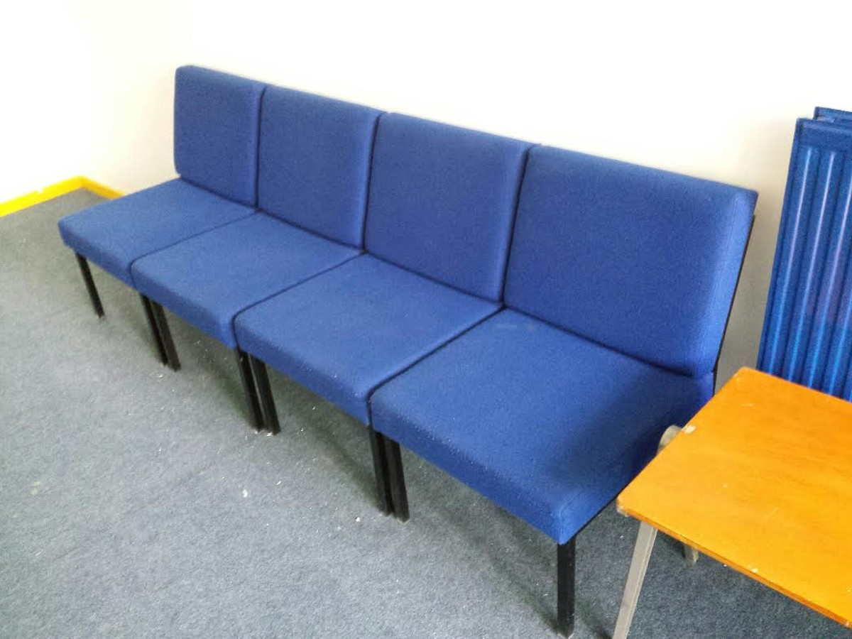 free church chairs folding backpack chair secondhand and tables | office furniture 8x reception - thetford, norfolk