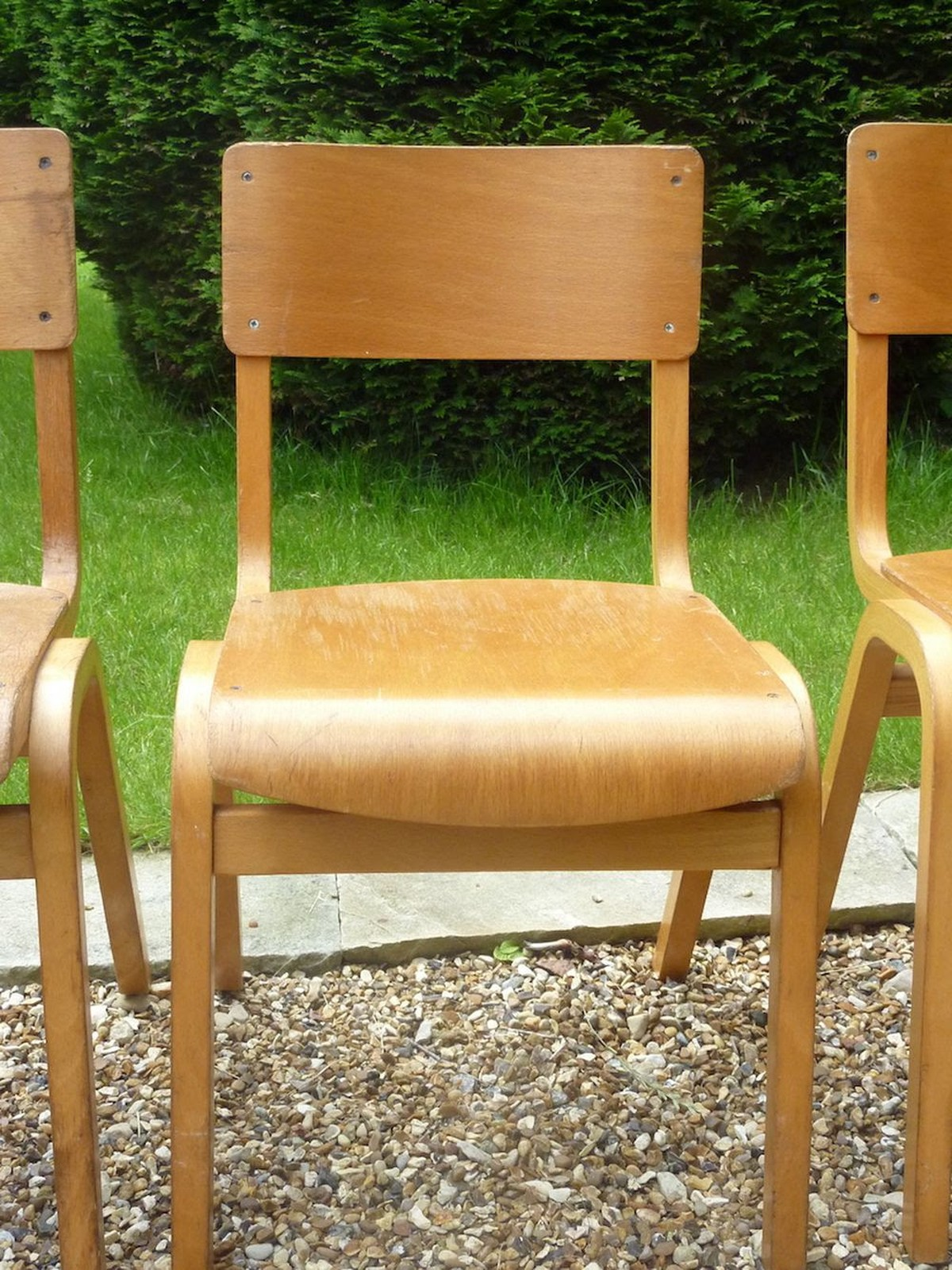 Wooden School Chairs Secondhand Vintage And Reclaimed Vintage Furniture