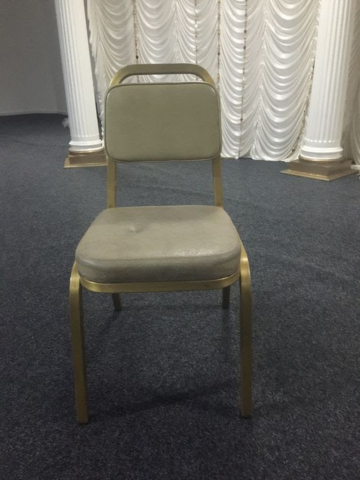 wedding chair covers east midlands cover hire teesside secondhand chairs and tables aluminium framed banqueting