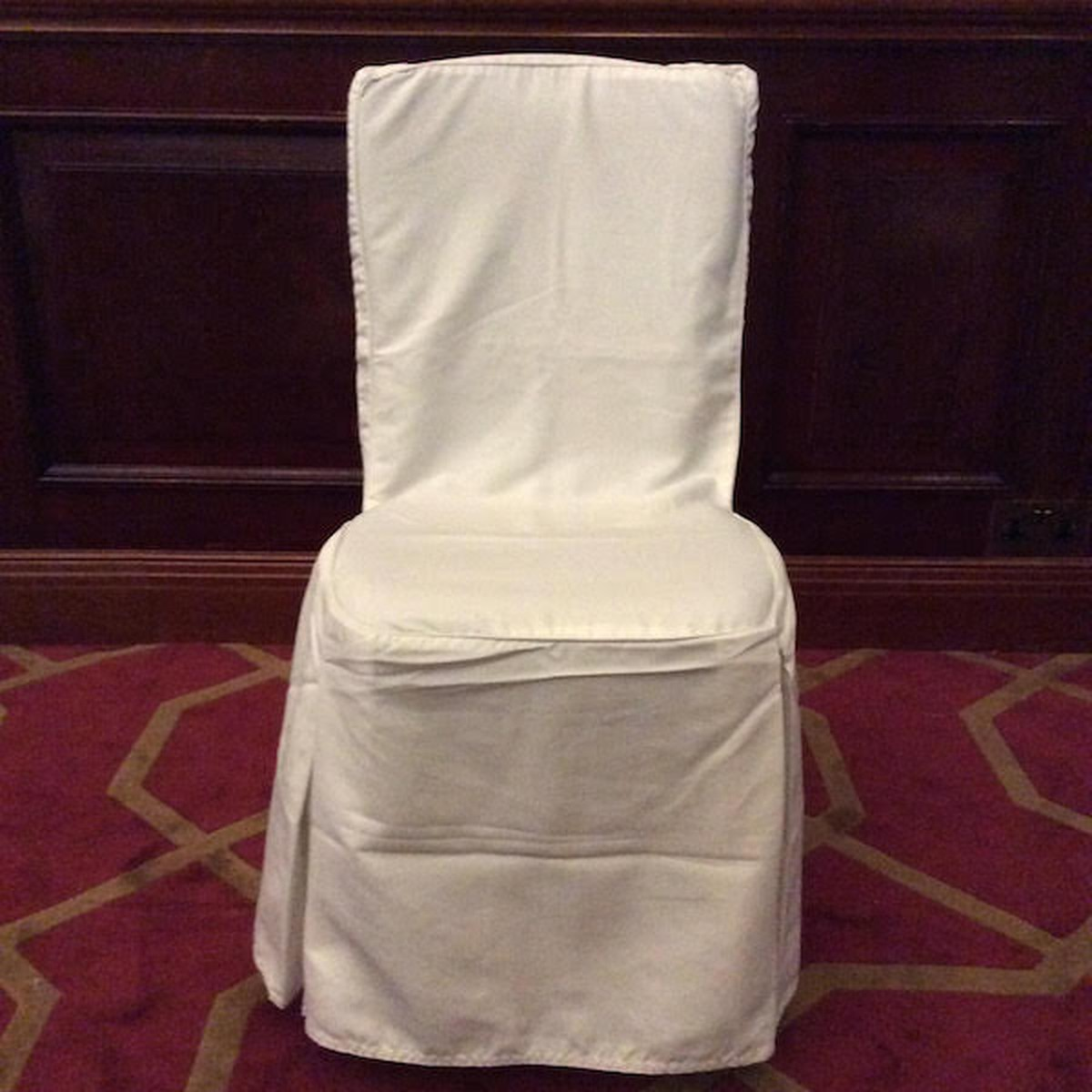 decorative chair covers for sale wing living room secondhand catering equipment table linen and decor