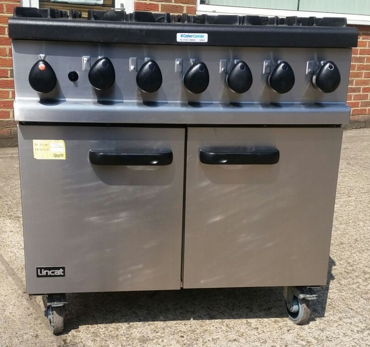 used commercial kitchen equipment buyers cabinets for sale by owner catering rentals 6 burner ovens lincat