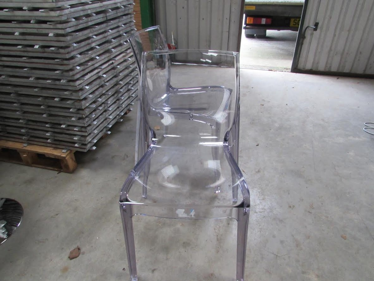 ghost chairs for sale peacock wicker chair secondhand and tables crystal or ice