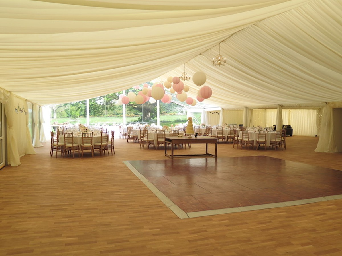 wedding chair covers newcastle upon tyne step2 table and set with umbrella curlew secondhand marquees dance floor parquet