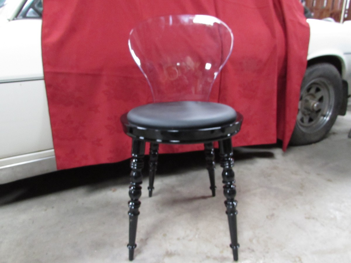 ghost chairs for sale distressed leather dining uk secondhand vintage and reclaimed designer furniture