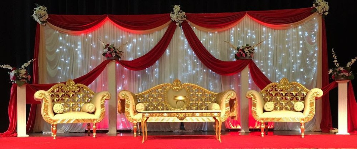 sofa chair covers for sale bourbon barrel chairs profitable business | cover and venue decoration wedding decorations ...