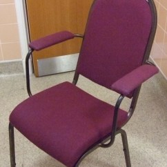 Church Banquet Tables And Chairs What Kind Of Fabric For Dining Room Secondhand Pews