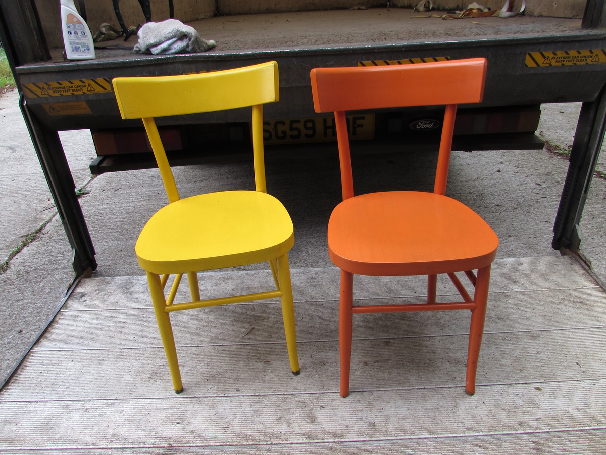 cafe chairs for sale futon target secondhand and tables or bistro