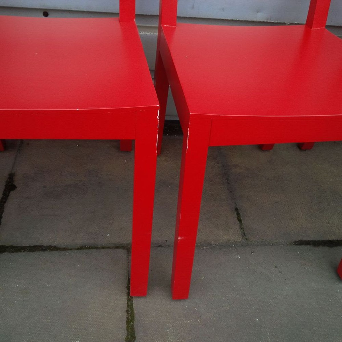 Secondhand Chairs and Tables  Cafe or Bistro Chairs  24x