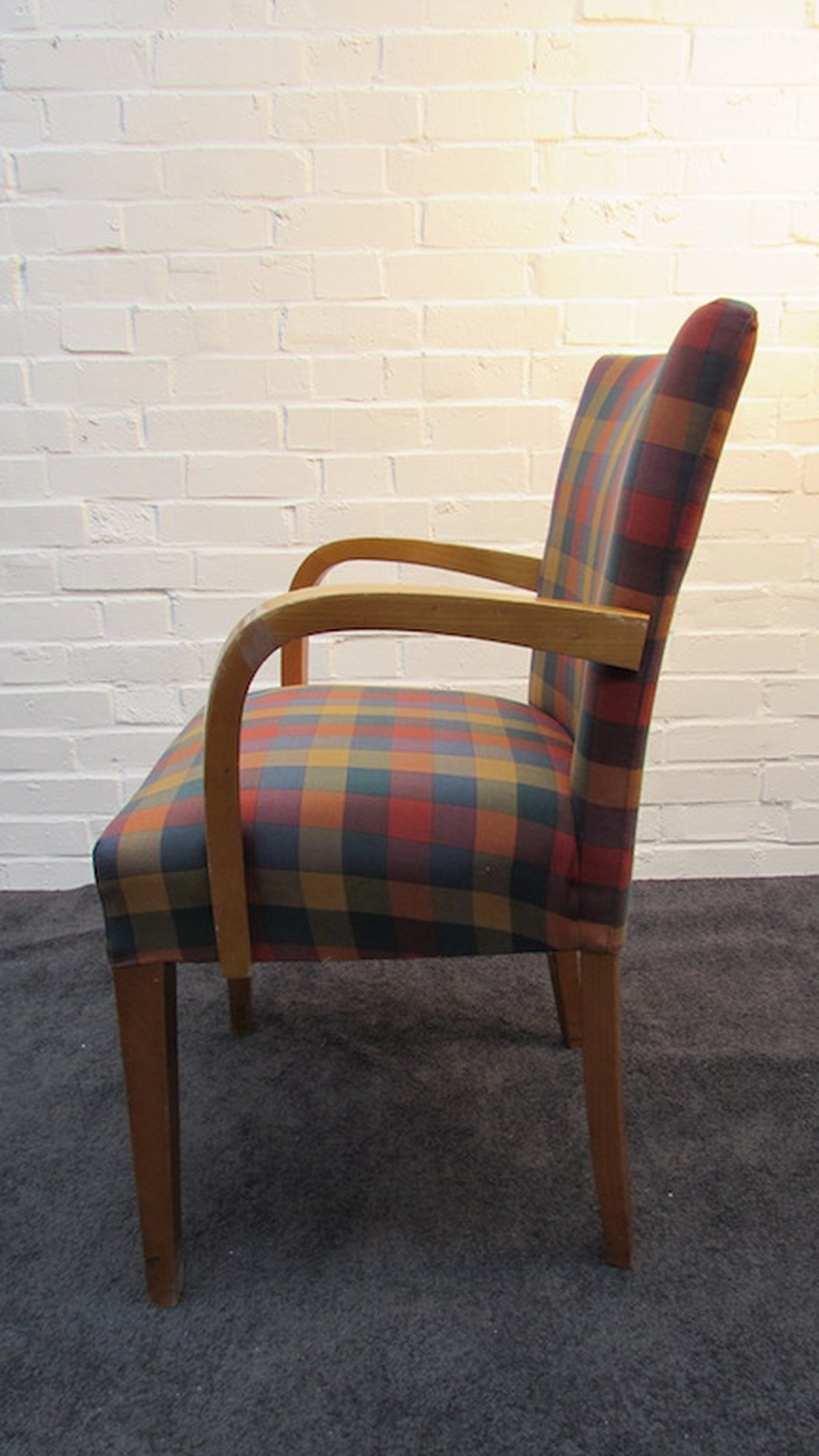tartan dining chair covers for sale game of thrones replica chairs with arms
