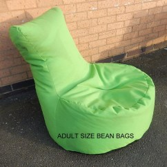 Adult Size Bean Bag Chair Cover Rentals Pensacola Fl Secondhand Chairs And Tables Home Furniture 10x