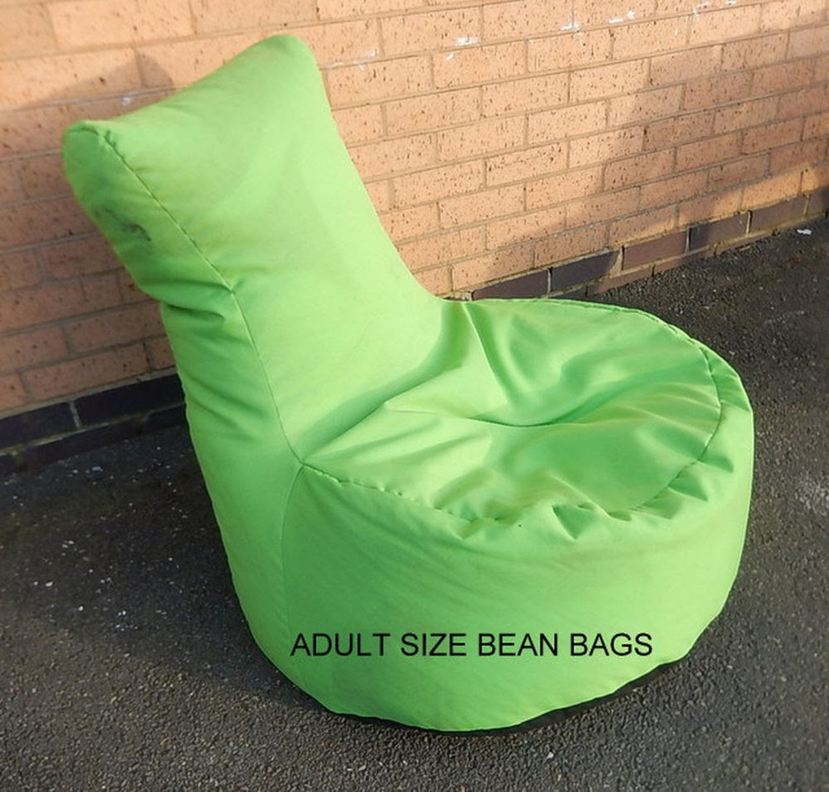 Adult Size Bean Bag Chair Secondhand Chairs And Tables Home Furniture 10x Adult Size
