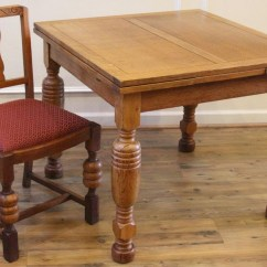 Used Oak Table And Chairs Shiatsu Massage Chair Secondhand Tables Restaurant Or Cafe