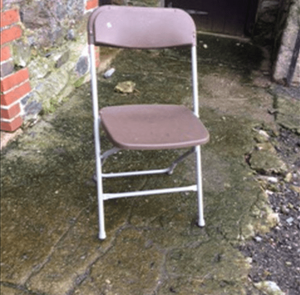 Secondhand Chairs and Tables  Stacking Chairs